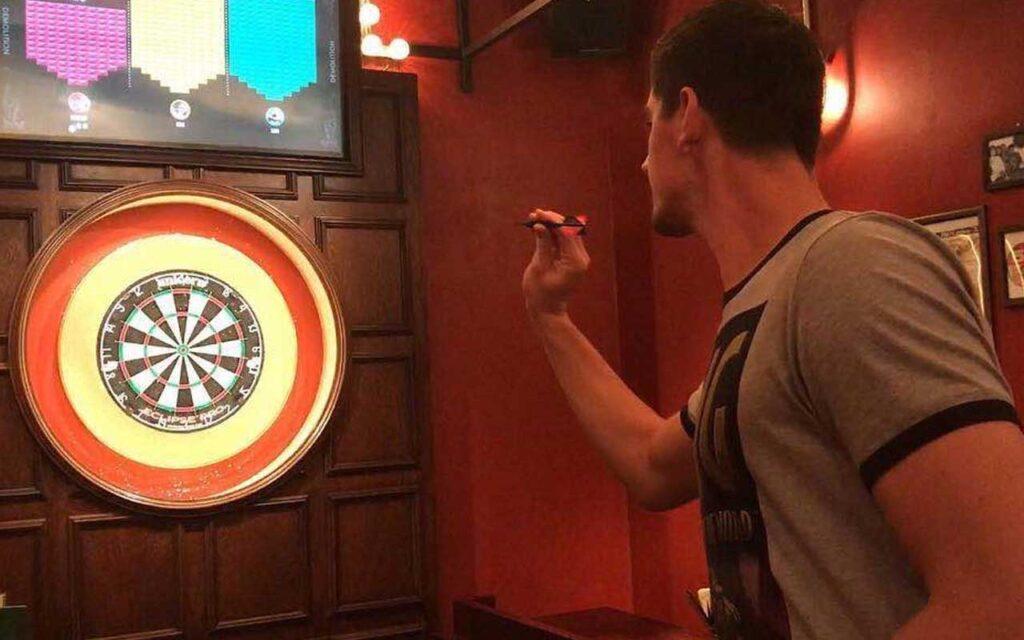 rules of baseball dart